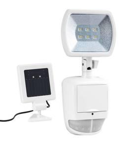 Solar LED Strahler mit Bewegungsmelder Duracell