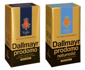 Dallmayr prodomo Kaffee 100% Arabica