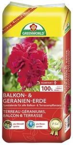 ASB Greenworld Balkonblumenerde ,  100 l