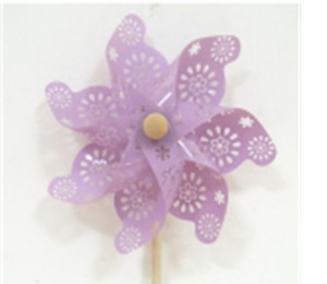 TrendLine Windrad ,  lila