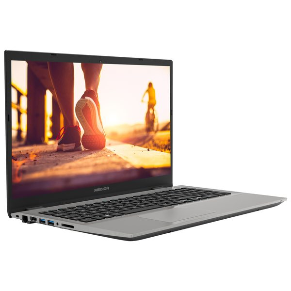 "MEDION AKOYA® S6426, Intel® Core™ i5-8250U, Windows10Home, 39,6 cm (15,6"") FHD Display, 512 GB SSD, 8 GB RAM, Notebook"