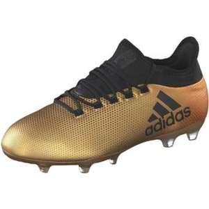 adidas performance X 17.2 FG Fußball Herren bronze