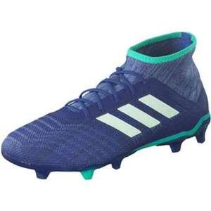 adidas performance Predator 18.2 FG Fußball Herren blau