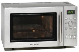 Exquisit Mikrowelle ED 8525.3 ,  900W Mikro,1100W Grill, 2400W Heißluft