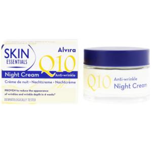 Alvira Nachtcreme Q10
