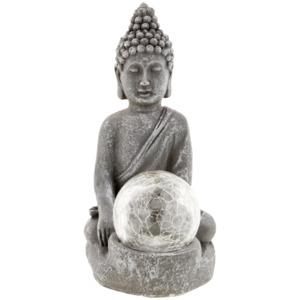 Buddha-Gartenfigur