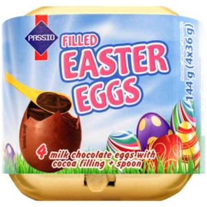 Passio Gefüllte Schokoladen-Eier