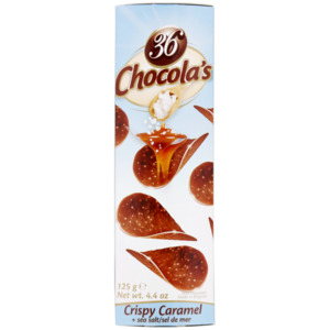 Schokochips Crispy Caramel