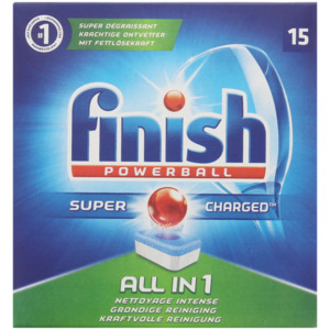 Finish Po­wer­ball Spülmaschinentabs All-in-1