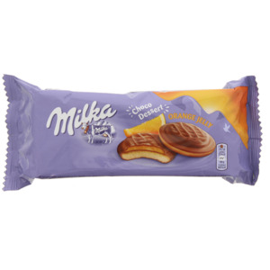 Milka Jaffa Cakes Orange Jelly