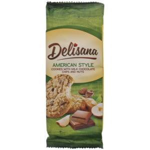 Delisana American Cookies Haselnuss