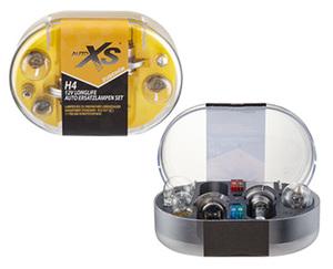 AUTO XS®  Auto-Ersatzlampen-Set, 12 V Longlife