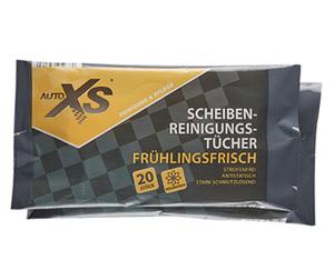 AUTO XS®  Scheibenreinigungstücher
