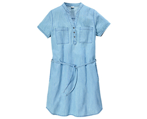 Blue Motion Kleid