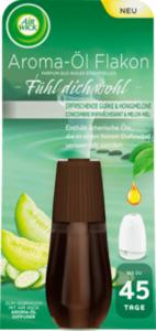 AirWick Lufterfrischer Aroma-Öl-Diffuser Erfrischende Gurke & Honigmelone Nachfüller