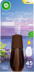 AirWick Lufterfrischer Aroma-Öl-Diffuser Entspannender Lavendel Nachfüller