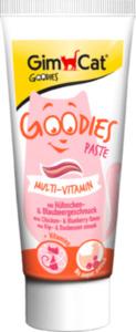 GIMCAT Snacks für Katzen, Goodies Paste Multi-Vitamin