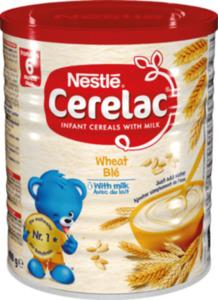 Nestlé Milchbrei Cerelac Weizen ab 6.Monat