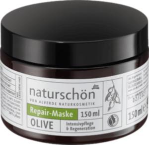 alverde NATURKOSMETIK naturschön Haarmaske Repair