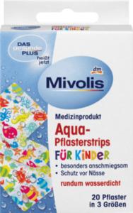 Mivolis Aqua-Pflasterstrips für Kinder