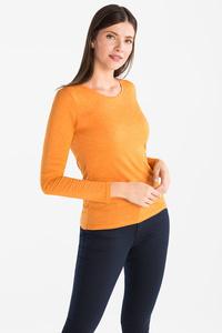 Yessica         Basic-Langarmshirt
