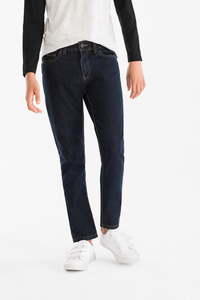 Here and There         THE REGULAR JEANS - Bio-Baumwolle