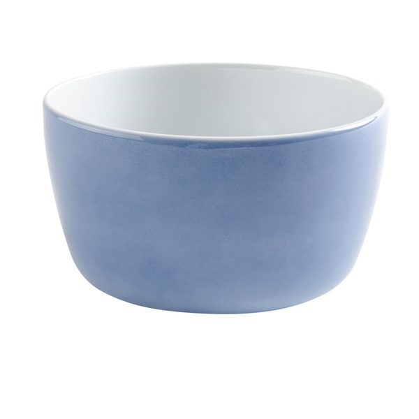 KAHLA Schüssel /Schale Ø 19 cm MAGIC GRIP FIVE SENSES WILDBLUME Aquarell-Blau