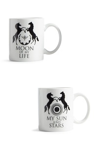 """Game of Thrones"" Tasse, 2er-Pack"
