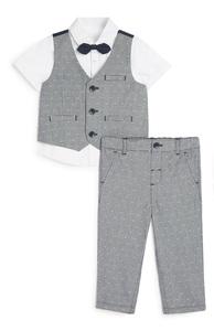 4-teiliger Anzug für Babys (J)