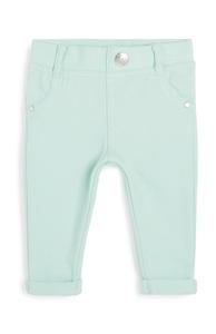 Mintgrüne Leggings für Babys (M)