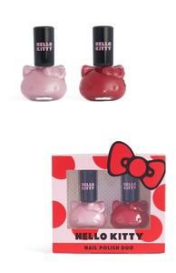 """""""Hello Kitty"""" Nagellack, 2er-Pack"""