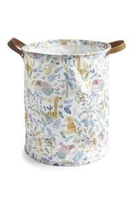 Kinder-Wäschesack mit Animalprint