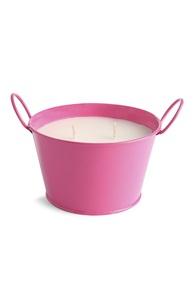 """Pink Lemonade Citronella"" Kerze"