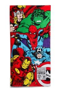 """Marvel Comics"" Strandtuch"