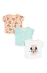 """""""Minnie Maus"""" T-Shirts für Babys, 3er-Pk"""