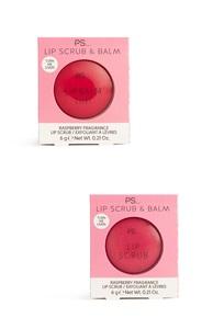 Lippenstift und -peeling