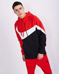 Nike Swoosh Full Zip - Herren Hoodies