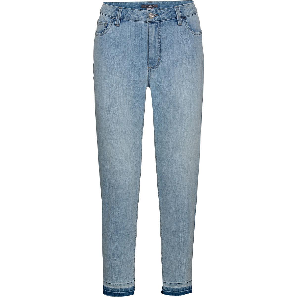 Bild 1 von Adagio Damen 7/8 Skinny-Jeans