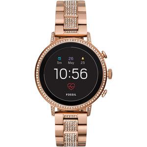 """Fossil Q Damen Touchscreen Smartwatch Q Venture HR """"FTW6011"""""""