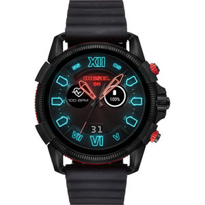 "Diesel ON Herren Touchscreen Smartwatch Full Guard 2.5 ""DZT2010"""