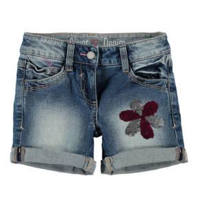 s.Oliver             Shorts, Jeans, Wendepailletten, Five-Pocket-Stil