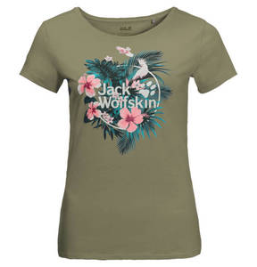 "Jack Wolfskin             T-Shirt ""Tropical T"", für Damen"