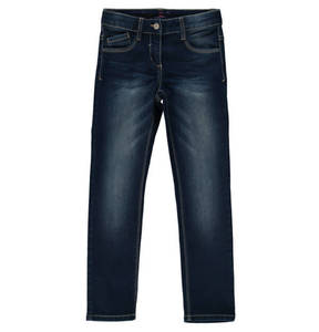 s.Oliver             Jeans, Waschung, Herz-Stickerei, für Mädchen