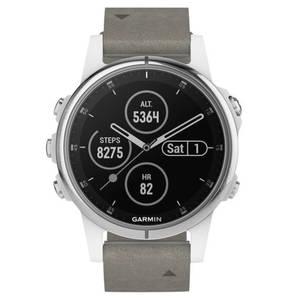 "GARMIN             Smartwatch ""fenix 5S Plus Sapphire"" 010-01987-05"