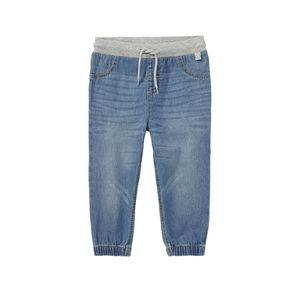 Liegelind Baby-Jungen-Jeans mit modernen Waschungen