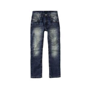 Kids Jungen-Jeans mit angesagten Wasch-Effekten