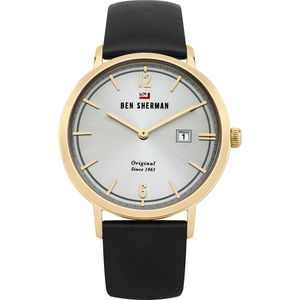 "Ben Sherman Herrenuhr The Dylan Social ""WBS101BG"""