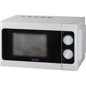 Korona Mikrowelle 58001, weiß