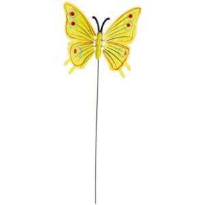 Gartendeko Schmetterling