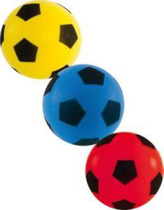 Soft Fußballset 3-tlg., sortiert